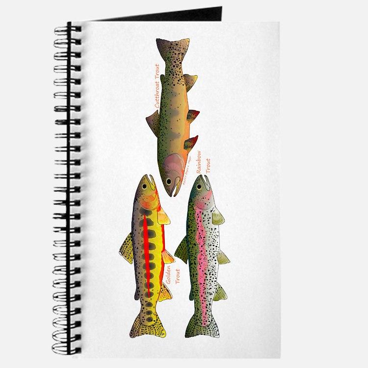 3 Western Trout Journal