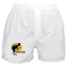 Chupacabra Cryptozoology Boxer Shorts