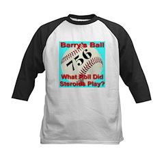 Barry's Ball 756 Kids Baseball Jersey