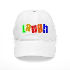 Scott Designs Smile Baseball Cap