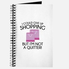 I Could Give Up Shopping Journal