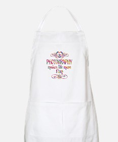 Photography More Fun Apron