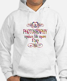 Photography More Fun Hoodie