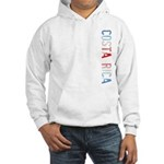Costa Rica Hooded Sweatshirt