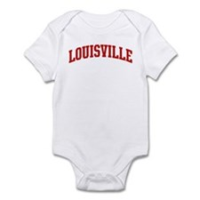 LOUISVILLE (red) Infant Bodysuit