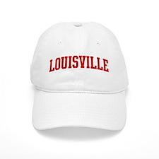 LOUISVILLE (red) Baseball Cap