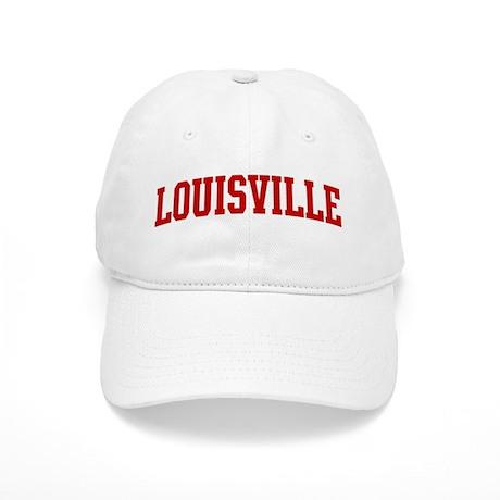 LOUISVILLE (red) Cap