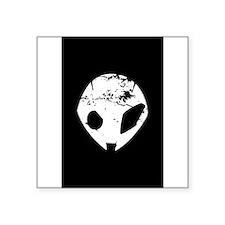 """Unique Aliens Square Sticker 3"""" x 3"""""""