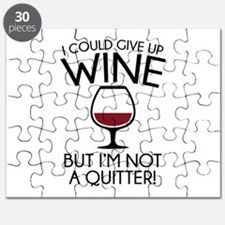 I Could Give Up Wine Puzzle