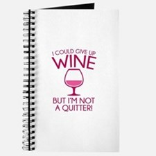 I Could Give Up Wine Journal