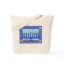 Hanukkah 4 Tote Bag