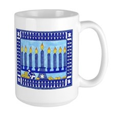 Hanukkah 4 Mug