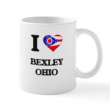 I love Bexley Ohio Mugs