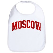 MOSCOW (red) Bib