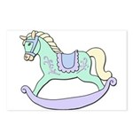 Rocking Horse Postcards (Package of 8)