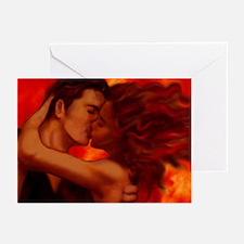 Hot Kiss Greeting Cards (Pk of 10)