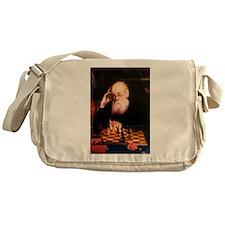 Alexander Petrov Russian Great Chess Messenger Bag