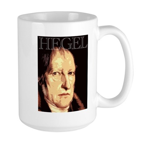 Hegel Large Mug