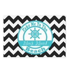 Take me to Block Island Postcards (Package of 8)