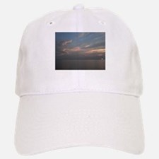 Delaware beach sunrise Baseball Baseball Cap