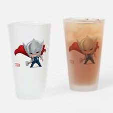 Thor Stylized Drinking Glass