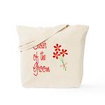 Bouquet Groom's Sister Tote Bag