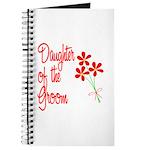 Bouquet Groom's Daughter Journal