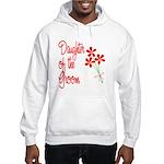Bouquet Groom's Daughter Hooded Sweatshirt