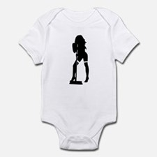 Cleaning lady Infant Bodysuit