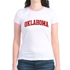 OKLAHOMA (red) T