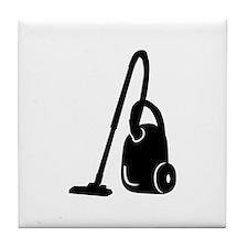 Vacuum cleaner Tile Coaster