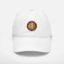 Fire captain emblem bugles Baseball Baseball Cap