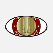 Fire captain emblem bugles Patch