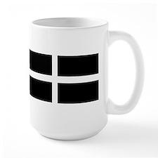 The Flag Of Cornwall Mugs