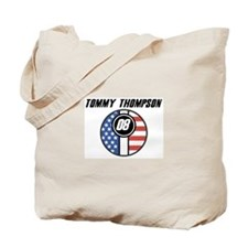 Tommy Thompson 08 Tote Bag