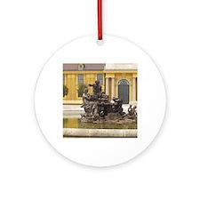 Vienna Round Ornament