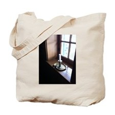 Cute Candle Tote Bag