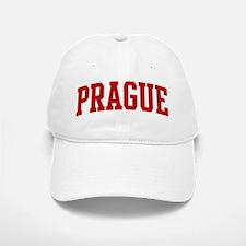 PRAGUE (red) Baseball Baseball Cap