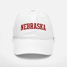 NEBRASKA (red) Baseball Baseball Cap