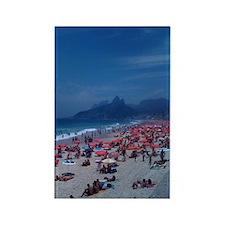 Rio de Janeiro Rectangle Magnet