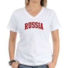 RUSSIA (red) Shirt