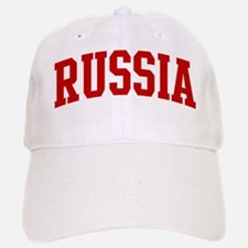 RUSSIA (red) Hat