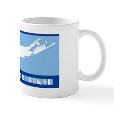 Fire Island - Long Island. Mug Mugs