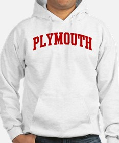 PLYMOUTH (red) Hoodie