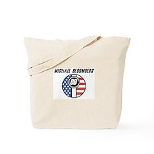 Michael Bloomberg 08 Tote Bag