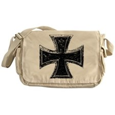 Iron Cross Messenger Bag