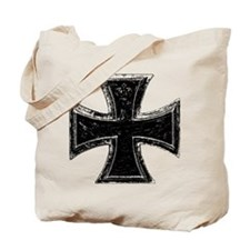 Iron Cross Tote Bag