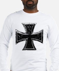 Iron Cross Long Sleeve T-Shirt