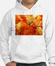 Bright fall leaves Hoodie