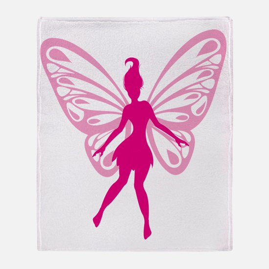 pixie Throw Blanket